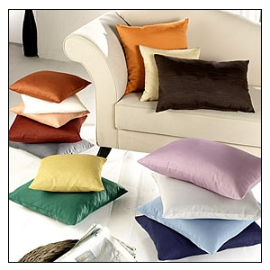 Polster - Kissenhüllen in verschiedenen Farben