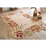 Teppiche - Teppich Naturmotiv - Schurwolle