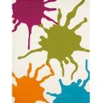 Teppiche - Designerteppich Arte Espina - Farbkleckse