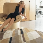 Teppiche - Teppich diagonales Muster