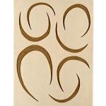 Teppiche - Designerteppich Fine Acryl - Creme