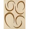 Designerteppich Fine Acryl - Creme